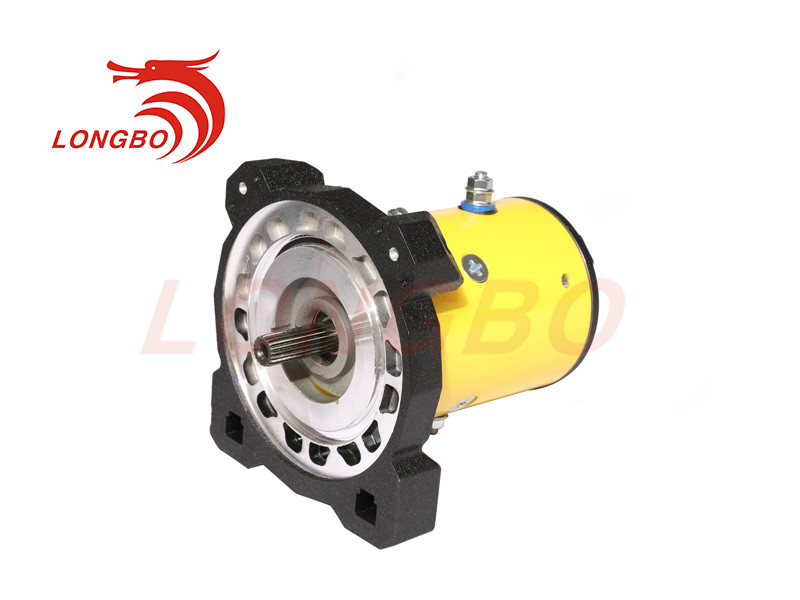 Winch Motor HY61098